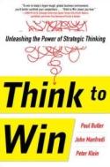 Denken, um zu gewinnen
