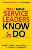 El saber y hacer de los grandes líderes de servicio