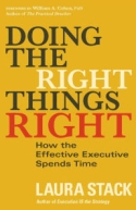 Die richtigen Dinge richtig tun
