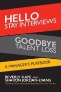 Hello Stay Interviews, Goodbye Talent Loss (Chinese)