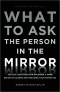 What to Ask the Person in the Mirror (Chinese)