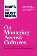 HBR's 10 Must Reads On Managing Across Cultures