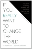 If You Really Want to Change the World (Chinese)