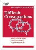 20min del gerente: Conversaciones difíciles
