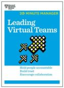 20 Minute Manager: Leading Virtual Teams (Chinese)