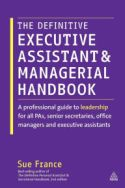 The Definitive Executive Assistant & Managerial Handbook (Chinese)