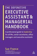 El manual definitivo de gestión para el asistente ejecutivo