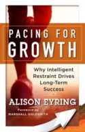 Regular el ritmo para el crecimiento