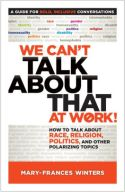 We Can't Talk about That at Work! (Chinese)