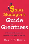 The Sales Manager's Guide to Greatness (Chinese)