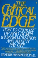 The Critical Edge