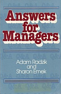 Answers for Managers.