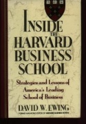 Inside the Harvard Business School