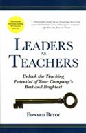 Leaders as Teachers