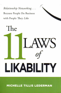 The 11 Laws of Likability