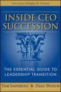 Inside CEO Succession