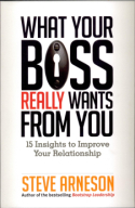 What Your Boss Really Wants from You